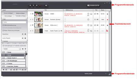 easy-DS Erstellen von digitalen Sendeschleifen mit dem Trackeditor